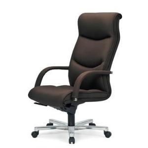 送料無料 RA-9255(F21)(V8)/AICOオフィスチェア/イスエグゼクティブチェア/役員イス/椅子 肘付き 布張り/ビニールレザー お客様組み立て品 軒先渡し商品|select-office