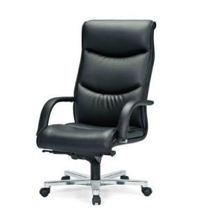 送料無料 RA-9255(L)/AICOオフィスチェア/イスエグゼクティブチェア/役員イス/椅子 肘付き 革張り+ビニールレザー お客様組み立て品 軒先渡し商品|select-office