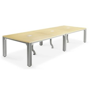 ミーティングテーブルTADテーブルシステムデスク(TAD-3612M1) カラー選べます  送料無料|select-office