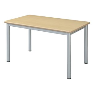 ミーティングテーブルW1200×D750×H700会議テーブル/会議机 全2色カラー選べます ネオホワイト・ネオナチュラル  送料無料|select-office