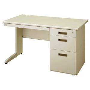 送料無料 片袖机 オフィスデスク(W1000 LCSシリーズ・S35559) お客様組立品 オフィス家具 机|select-office