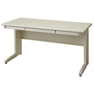 送料無料 平机 オフィスデスク(W1600 LCSシリーズ・S35561) お客様組立品 オフィス家具 机|select-office