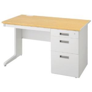 送料無料 片袖机 オフィスデスク(W1000 LCSシリーズ・S35633) お客様組立品 オフィス家具 机|select-office