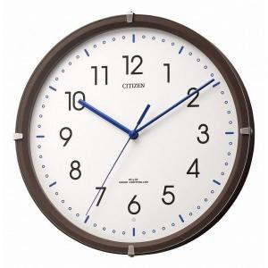【CITIZEN正規品】シチズン CITIZEN リズム 電波掛け時計  シンプルモードミニ  4MYA23-006 select-s432