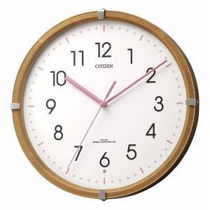 【CITIZEN正規品】シチズン CITIZEN リズム 電波掛け時計  シンプルモードミニ  4MYA23-007 select-s432