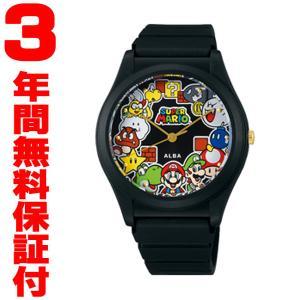 『国内正規品』 ACCK429 腕時計 スーパーマリオブラザーズ 全員集合モデル SEIKO セイコー ALBA アルバ  メンズ レディース|select-s432