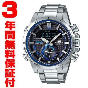 『国内正規品』 ECB-800D-1AJF カシオ CASIO  Bluetooth ソーラー腕時計 EDIFICE エディフィス メンズ スマートフォンリンク|select-s432