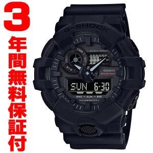 『国内正規品』 GA-735A-1AJR カシオ CASIO G-SHOCK G-ショック 腕時計 BIG BANG BLACK ビッグバンブラック 35周年記念 select-s432