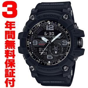 『国内正規品』 GG-1035A-1AJR カシオ CASIO G-SHOCK G-ショック 腕時計 MUDMASTER マッドマスター BIG BANG BLACK ビッグバンブラック 35周年記念|select-s432