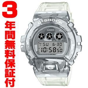 『国内正規品』 GM-6900SCM-1JF カシオ CASIO G-SHOCK G-ショック 腕時計 DW-6900 Metal Coveredライン Skeleton Camouflage Series スケルトンカモフラージュ select-s432