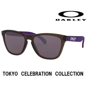 『国内正規品』 オークリー OAKLEY サングラス Frogskins フロッグスキン OO9245-B454 (Asia Fit)  日本限定 TOKYO CELEBRATION COLLECTION|select-s432