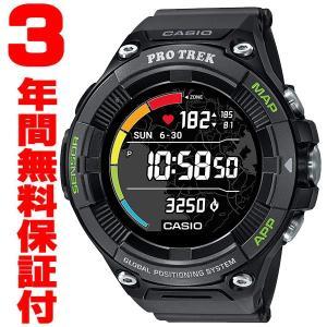 『国内正規品』 WSD-F21HR-BK カシオ CASIO スマートウオッチ GPS 腕時計 PR...