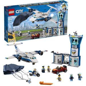 レゴ(LEGO) シティ 空のポリス指令基地 60210 ブロック|select-sgop-n