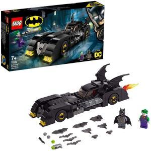 レゴ(LEGO) スーパー・ヒーローズ バットモービル:ジョーカー(TM) の追跡 76119|select-sgop-n