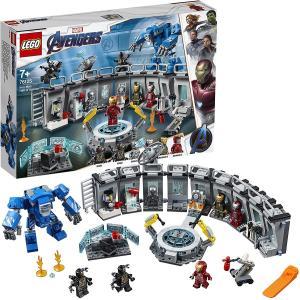 レゴ(LEGO) スーパー・ヒーローズ アイアンマンのホール・オブ・アーマー 76125 ブロック|select-sgop-n