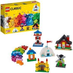 レゴ(LEGO) クラシック アイデアパーツ〈お家セット〉 11008|select-sgop-n
