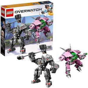 レゴ(LEGO) オーバーウォッチ D.Va & ラインハルト 75973[並行輸入品]|select-sgop-n