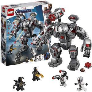 レゴ(LEGO) スーパー・ヒーローズ ウォーマシン・バスター 76124 ブロック|select-sgop-n