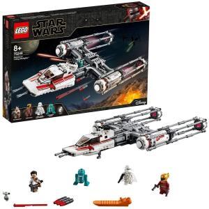 レゴ(LEGO) スター・ウォーズ レジスタンス Y-ウィング・スターファイター 75249|select-sgop-n