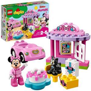 レゴ(LEGO)デュプロ ディズニー ミニーのお誕生日パーティー 10873|select-sgop-n