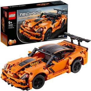 レゴ(LEGO) テクニック シボレー コルベット ZR1 42093 知育玩具 ブロック おもちゃ 男の子 車|select-sgop-n