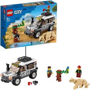 レゴ(LEGO) シティ サファリのオフローダー 60267|select-sgop-n