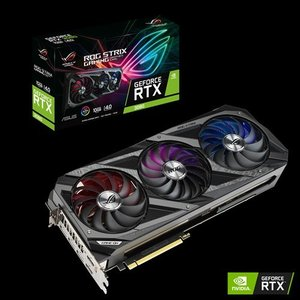 ASUS  ROG-STRIX-RTX3080-10G-GAMING [PCIExp 10GB] G...