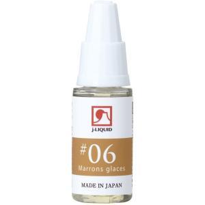 VP JAPAN 電子タバコ専用フレーバーリキッド J-LIQUID マロングラッセ 10ml|select-shop-rainbow