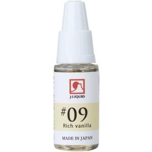 VP JAPAN 電子タバコ専用フレーバーリキッド J-LIQUID リッチバニラ 10ml|select-shop-rainbow