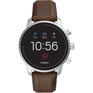 [フォッシル]FOSSIL スマートウォッチ Q EXPLORIST タッチスクリーン ジェネレーション4 FTW4015 腕時計 メンズ 【正規輸入品】|select-shop-rainbow