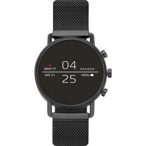 [スカーゲン] 腕時計 FALSTER 2 TOUCHSCREEN SMARTWATCH タッチスクリーンスマートウォッチ SKT5109 正規輸入品 ブラック|select-shop-rainbow