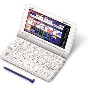 カシオ 電子辞書 英語コンテンツ充実エクスワード XD-SX9800WE 200コンテンツ ホワイト select-shop-rainbow