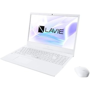 NECパーソナル PC-N1515AAW LAVIE N15 - N1515/AAW パールホワイト select-shop-rainbow