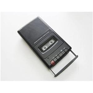 とうしょう 懐かしのテープレコーダー CRB-708 ブラックの画像