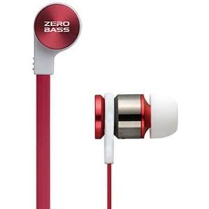 ZERO AUDIO ZERO BASS ZB-01RW [レッド&ホワイト] select-shop-rainbow