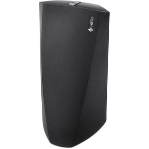 Denon HEOS 3 ポータブルネットワークスピーカー 縦横置き仕様/Wi-Fi/Bluetooth/ハイレゾ音源対応 ブラック HEOS3HS2-K select-shop-rainbow