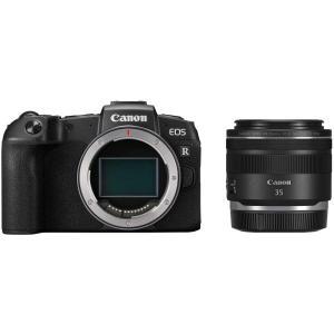 Canon ミラーレス一眼カメラ EOS RP RF35 MACRO IS STM レンズキット E...