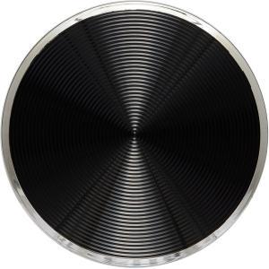 Kenko レンズキャップ フリップキャップ 着せ替えパネル 49mm スピン (ブリリアントブラック) 856710|select-shop-rainbow