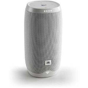 JBL スマートスピーカー JBLLINK10WHTJP ホワイト [Bluetooth対応 /Wi-Fi対応 /防水] select-shop-rainbow