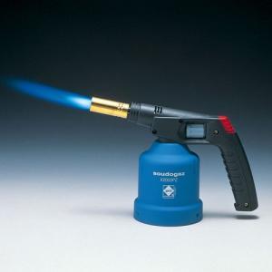 【用途】 各種ロウ付け等様々な加工に使用。  【機能・特徴】 自動点火装置。 火力調整機能。 倒れに...