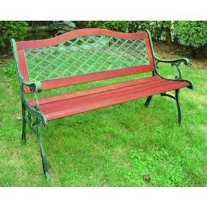カーブクロスベンチ smtb-s ガーデンファニチャー ガーデンベンチ ガーデンチェア イス 椅子 家具 テラス 庭 バルコニー diy 通販