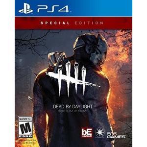 ◆発売日:2017年6月20日 ◆商品名:PS4 Dead by Daylight (輸入版:北米)