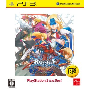 PS3 (Best)BLAZBLUE CONTINUUM SHIFT EXTEND|select34