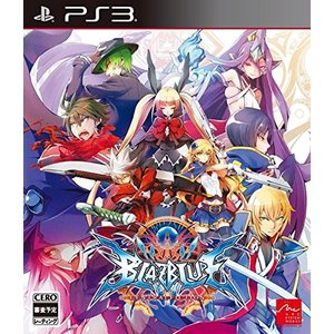PS3 BLAZBLUE CENTRALFICTION|select34