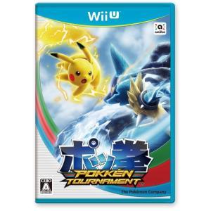 WiiU ポッ拳 POKKEN TOURNAMENT|select34