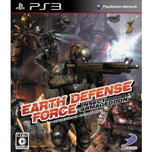 PS3 EARTH DEFENSE FORCE: INSECT ARMAGEDDON|select34