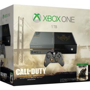 XboxOne本体 1TB (コール オブ デューティ アドバンスド・ウォーフェア リミテッド エディション) select34