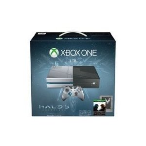 XboxOne本体 1TB (Halo 5: Guardians) リミテッド エディション select34