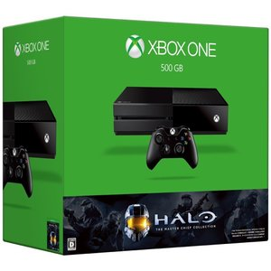 XboxOne本体 500GB (Halo: The Master Chief Collection 同梱版) select34
