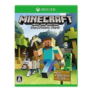 XboxOne Minecraft: Xbox One Edition フェイバリット パック select34